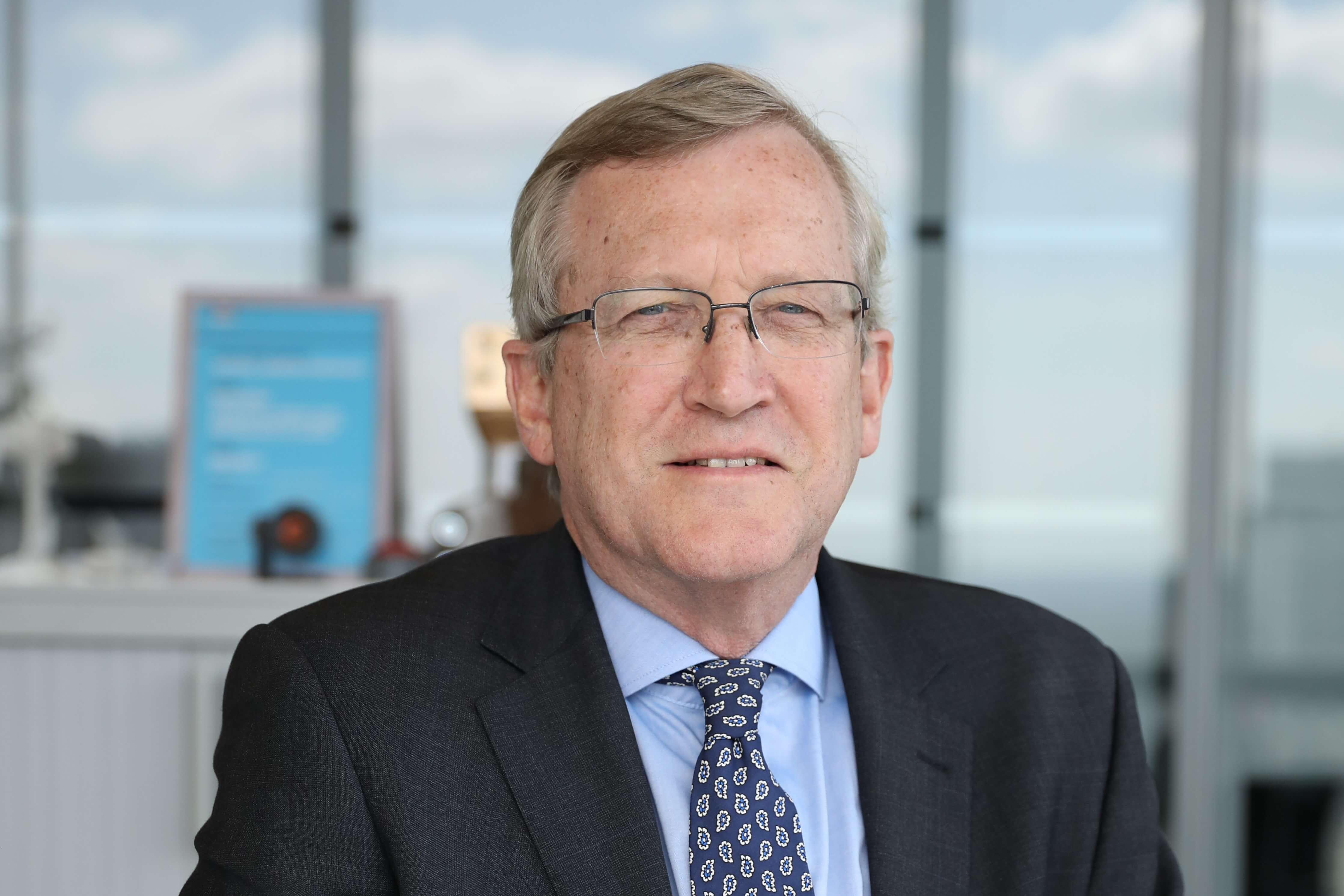 Simon Wright OBE