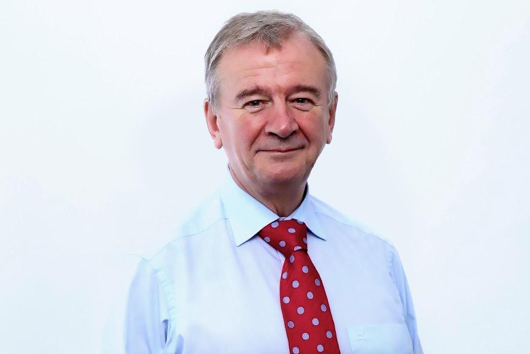 Sir Terry Morgan CBE