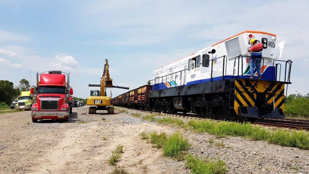 La Dorada-chiriguaná Freight Corridor